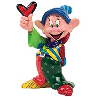 -Dopey- Figur von Disney by BRITTO