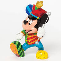 Figur von Disney by BRITTO - Mickey der Kapellmeister -