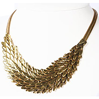 Le BIJOU -Collier gold-antik-
