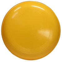 Frisbee gelb
