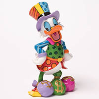 Figur von Disney by BRITTO - Uncle Scrooge -