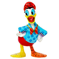Minifigur von Disney by BRITTO - Donald Duck -