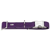 Halsung Softie Alu - Strong Gr. L / 25 violett