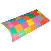 Kissenverpackung -Quadrat-