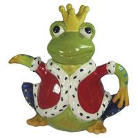 Designkanne Froschkönig