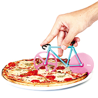 Fixie Pizza Cutter -Watermelon-