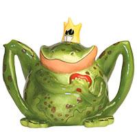 Design-Kanne Frosch -strange zoo-