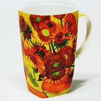 "Design Becher Künstlerkollektion ""Vincent van Gogh - Sonnenblumen"""