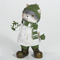 Winterkätzchen - Die Kleine
