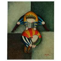 Drübermanie - ein faszinierendes Echt-Gemälde aus Künstlerhand