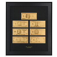 USA: US-Dollar Set