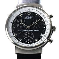 BUW - Grande Ronde black-white, leather -