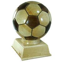 Holz-Fußball