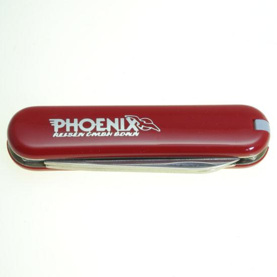 Mini-Taschenmesser in drei Farben