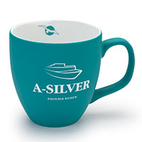 Tasse - A-Silver -