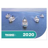PHOENIX REISEN  Kalender 2020